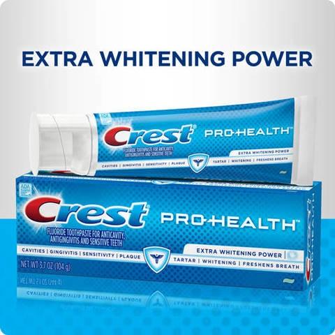 Bělicí zubní pasta Pro-Health EXTRA WHITENING