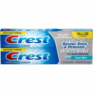 dvojbalení Crest Baking soda and Peroxide