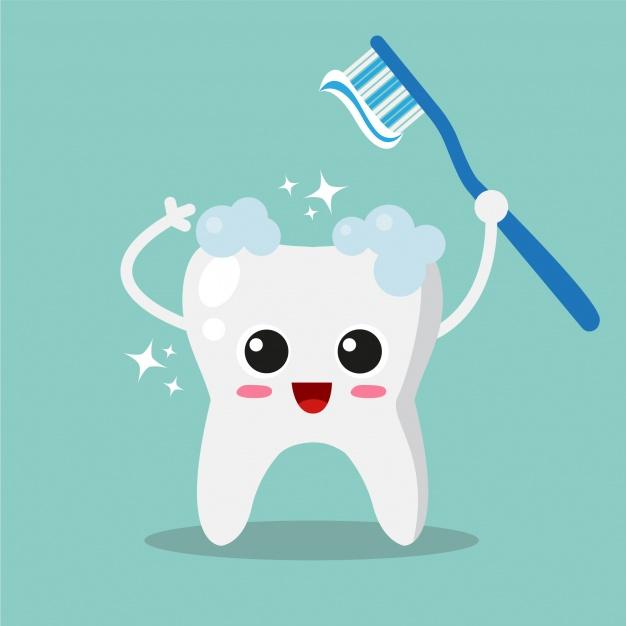 Jak správně čistit zuby