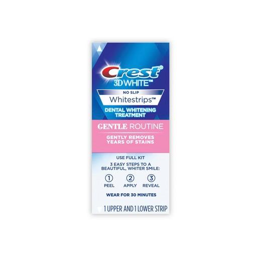 poloviční balení na citlivé zuby Crest Gentle Routine