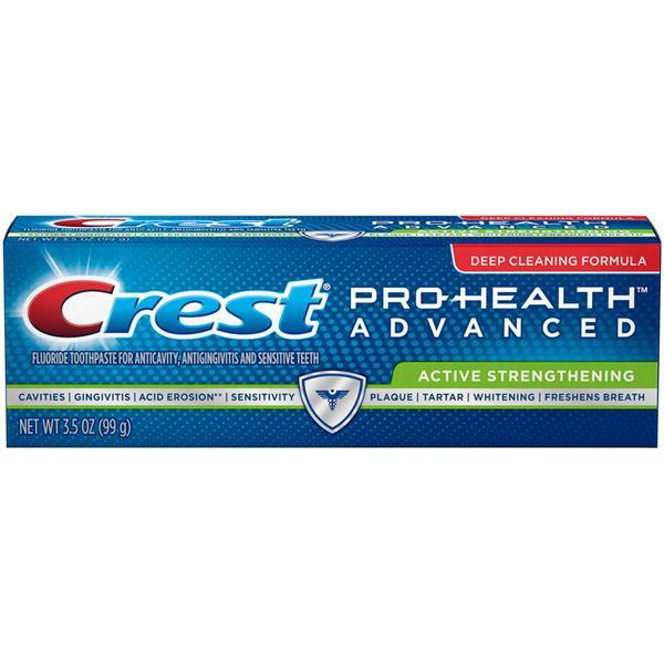 Zubařská zubní pasta Pro-Health ADVANCED