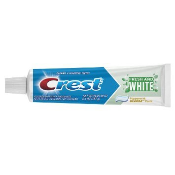 Zubní pasta Crest Fresh and White