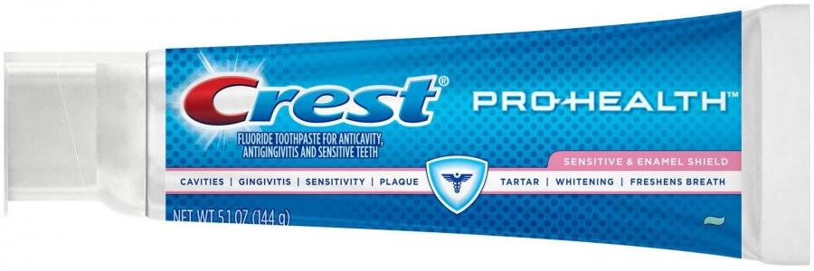 Zubní pasta pro citlivé zuby Pro-Health SENSITIVE + ENAMEL SHIELD