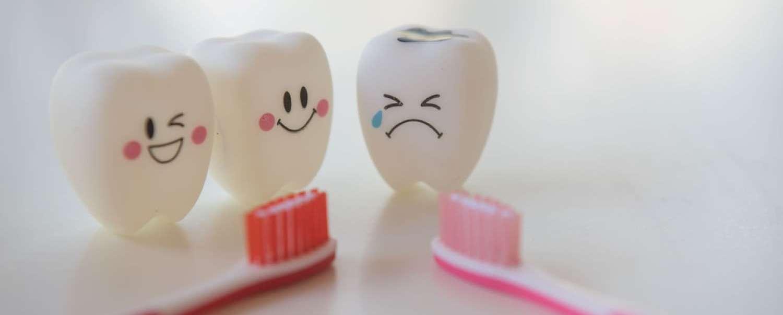 Jak léčit zubní kaz