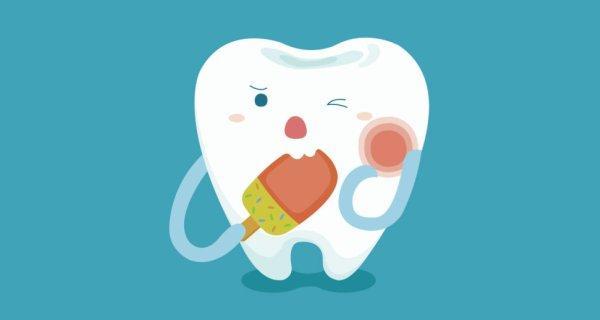 Citlivé zuby