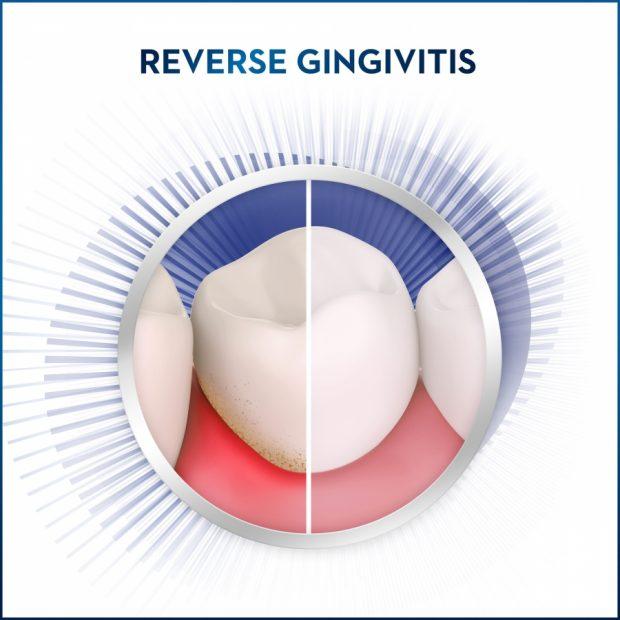 Zubní pasta Crest GUM & ENAMEL REPAIR Advanced Whitening