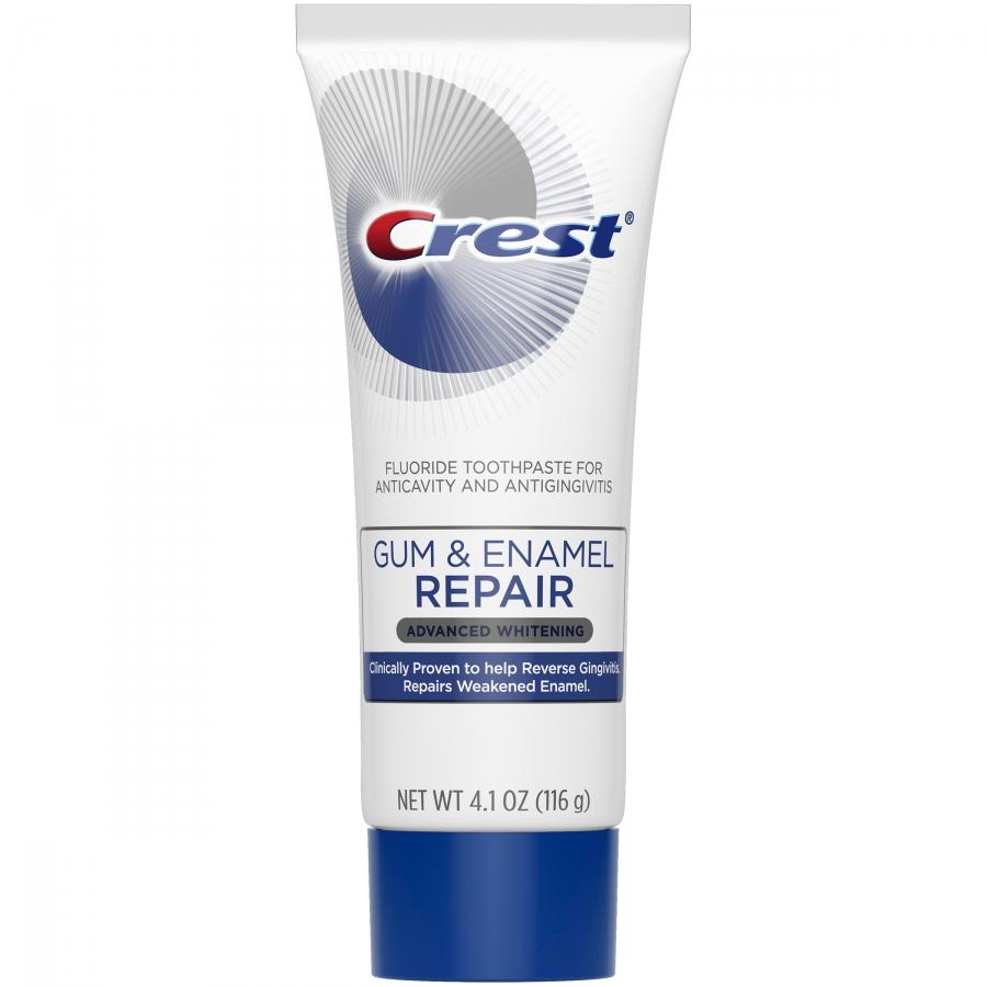 Zubní pasta Crest GUM & ENAMEL REPAIR tuba