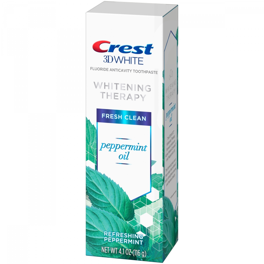 Zubní pasta Crest Whitening Therapy PEPPERMINT OIL
