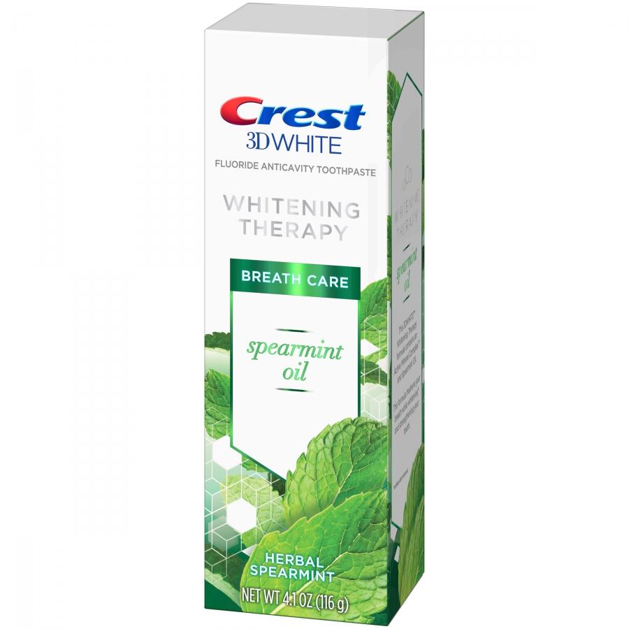 Zubní pasta Crest Whitening Therapy SPEARMINT OIL