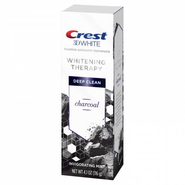 Bělicí zubní pasta Crest CHARCOAL s uhlím