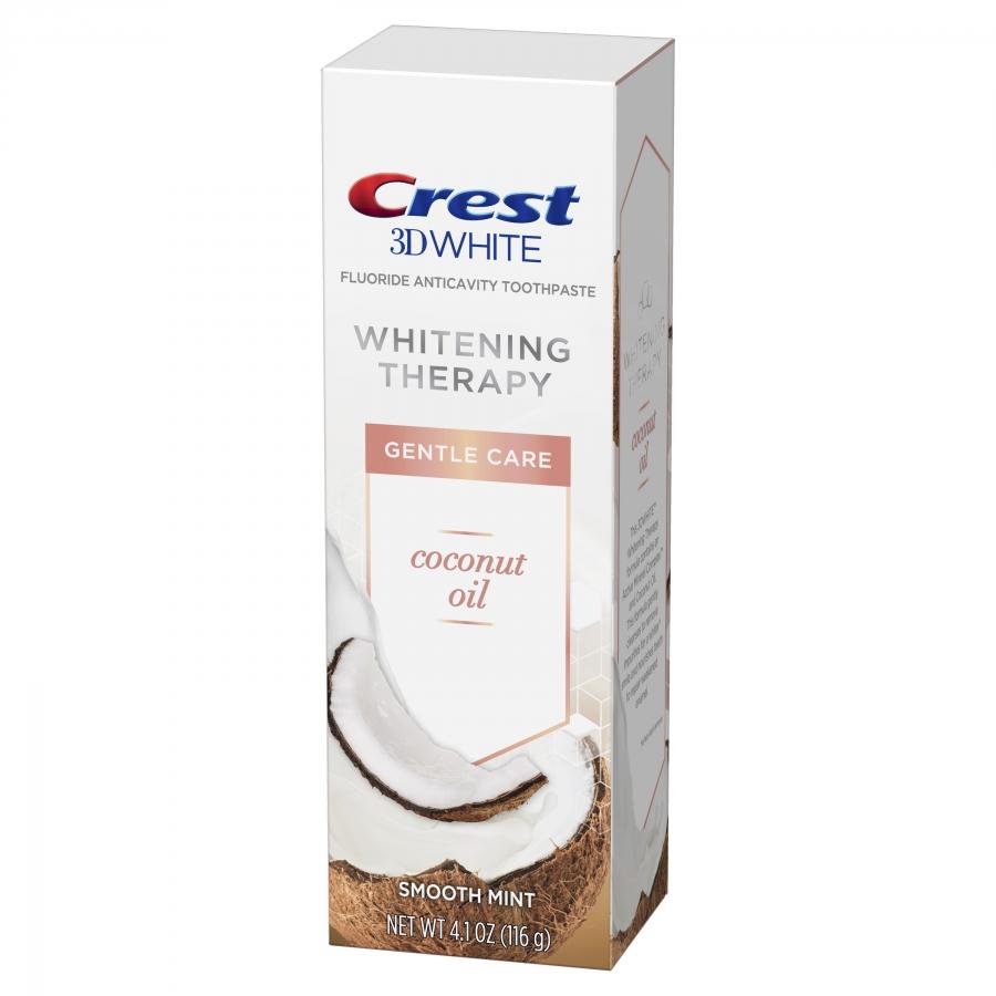 Bělicí zubní pasta Crest COCONUT OIL
