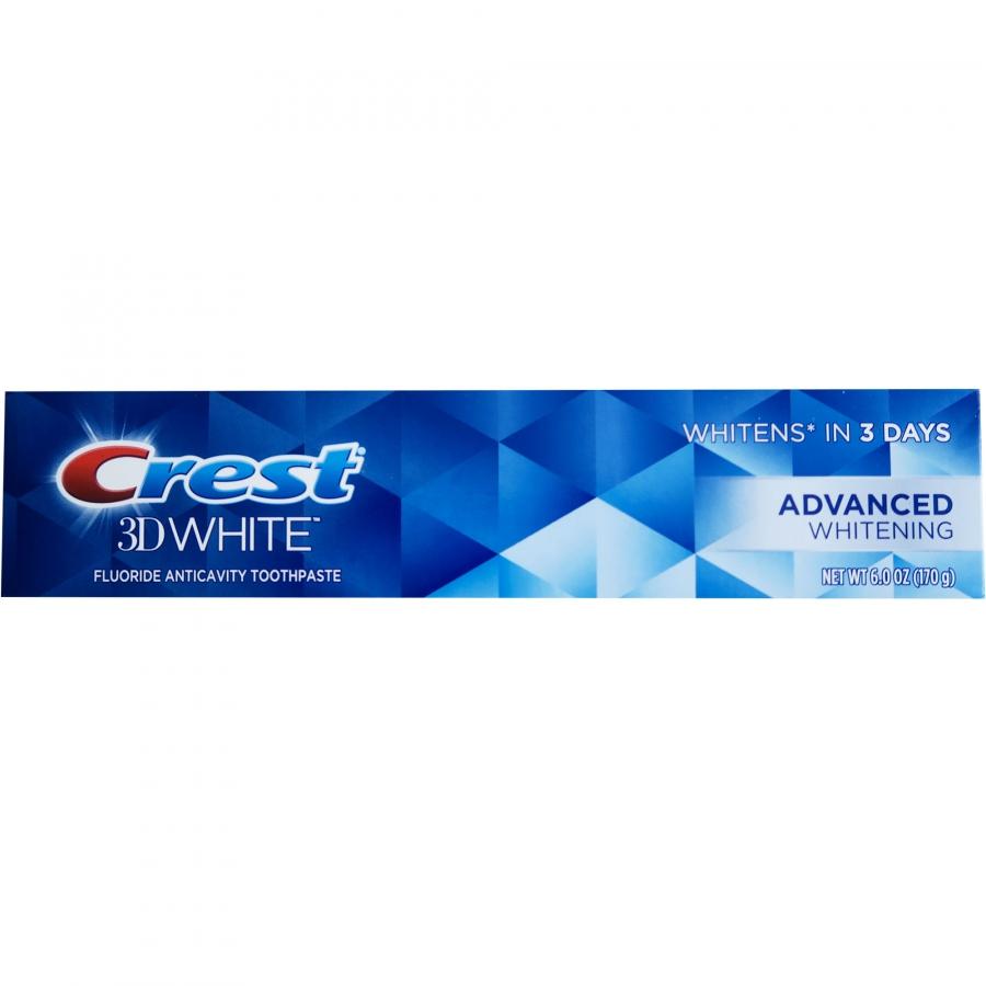 Zubní pasta Crest White ADVANCED WHITENING 3D