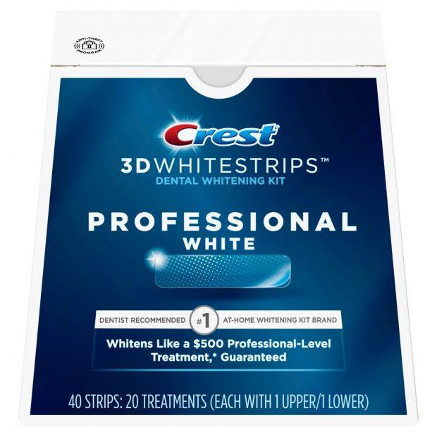 Bělicí pásky Crest Professional white