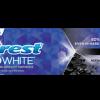 Zubní pasta Crest Charcoal a aktivním uhlím