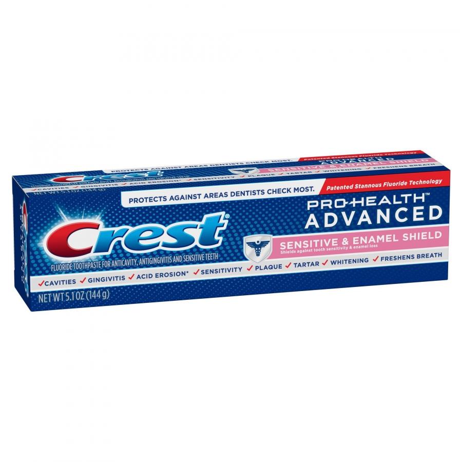 Zubní pasta Crest Pro-health Advanced Sensitive Enamel Shield