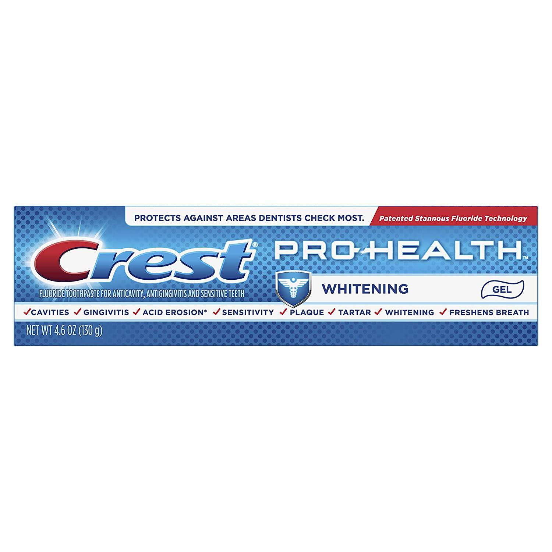 Bělicí zubní gel Crest Pro-Health WHITENING